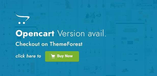 Opencart - Mega shop