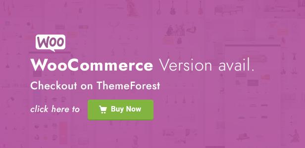 WooCommerce - Mega shop