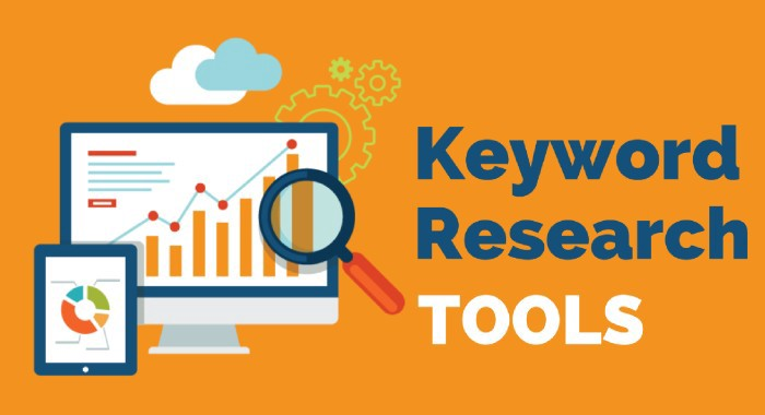 top 5 keywords research tools